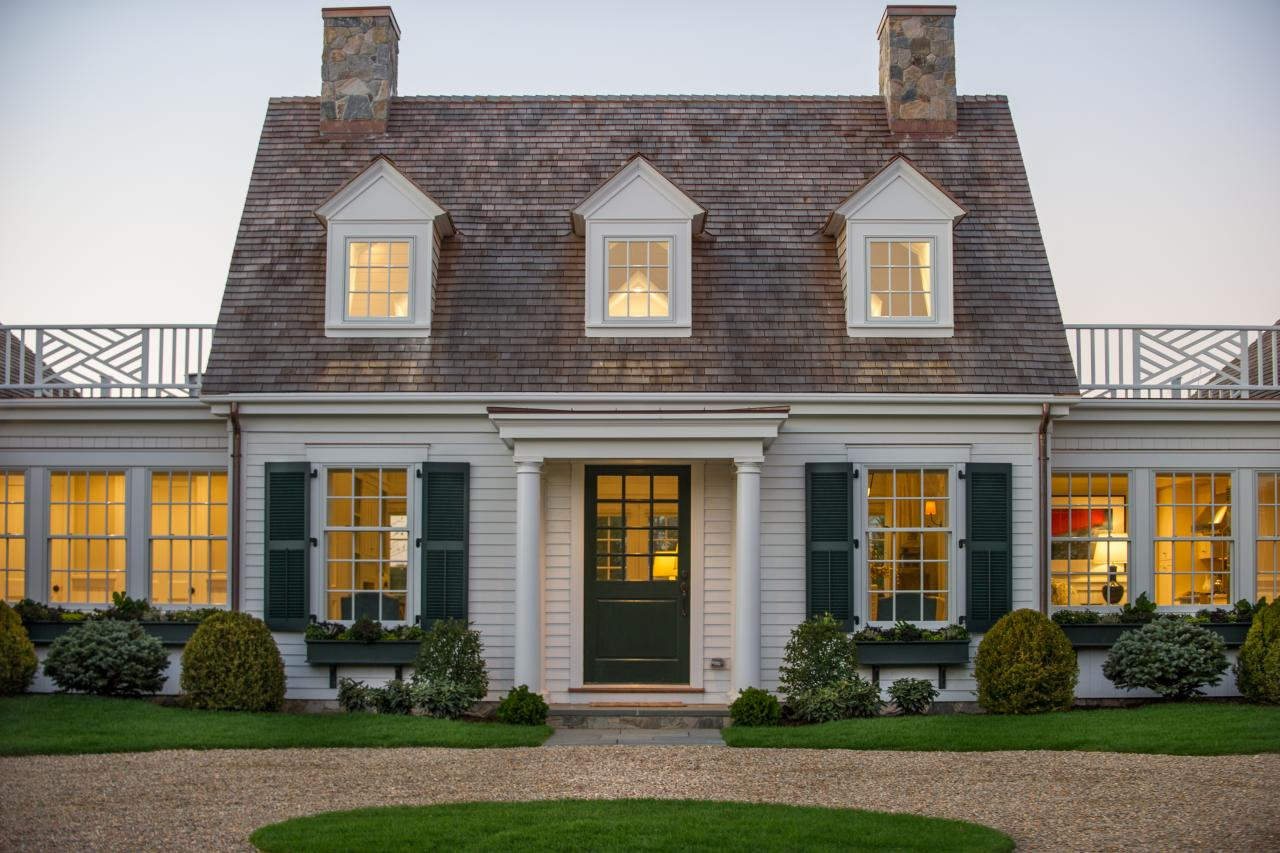 Top 15 house designs and architectural styles to ignite for Cape cod cottage plans