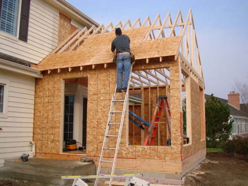 Top 10 home addition ideas plus their costs pv solar for Building room addition