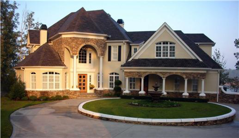 texas house design - Architect Design Home