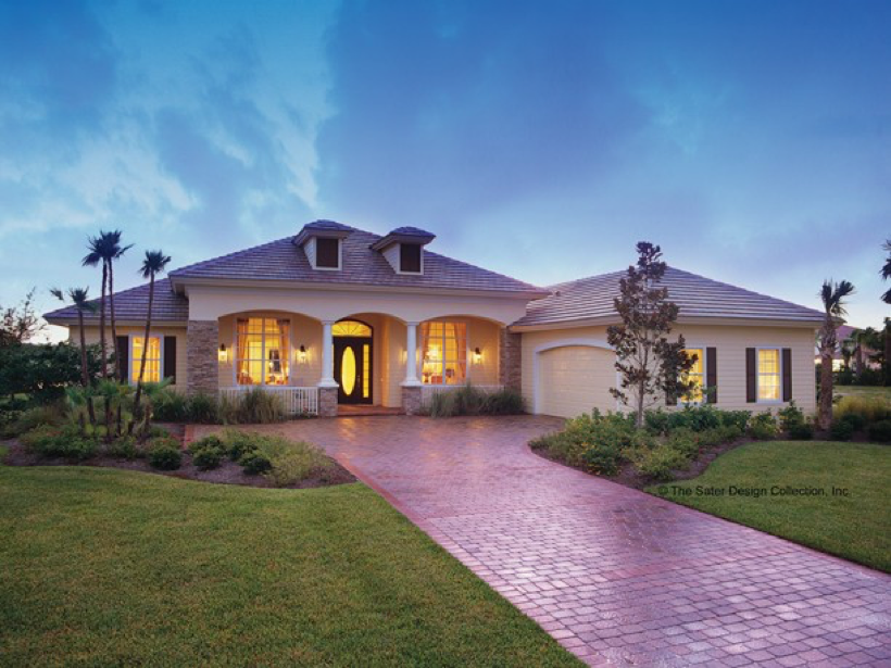 Top 15 house plans plus their costs and pros cons of for Beautiful mediterranean homes