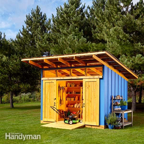 Top 15 shed designs and their costs styles costs and for Outside buildings design