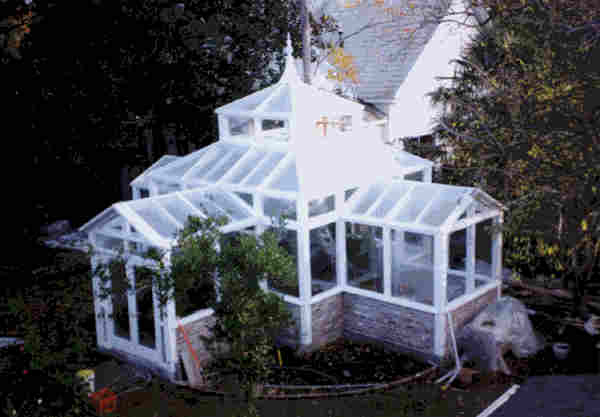 Complex Greenhouse Design