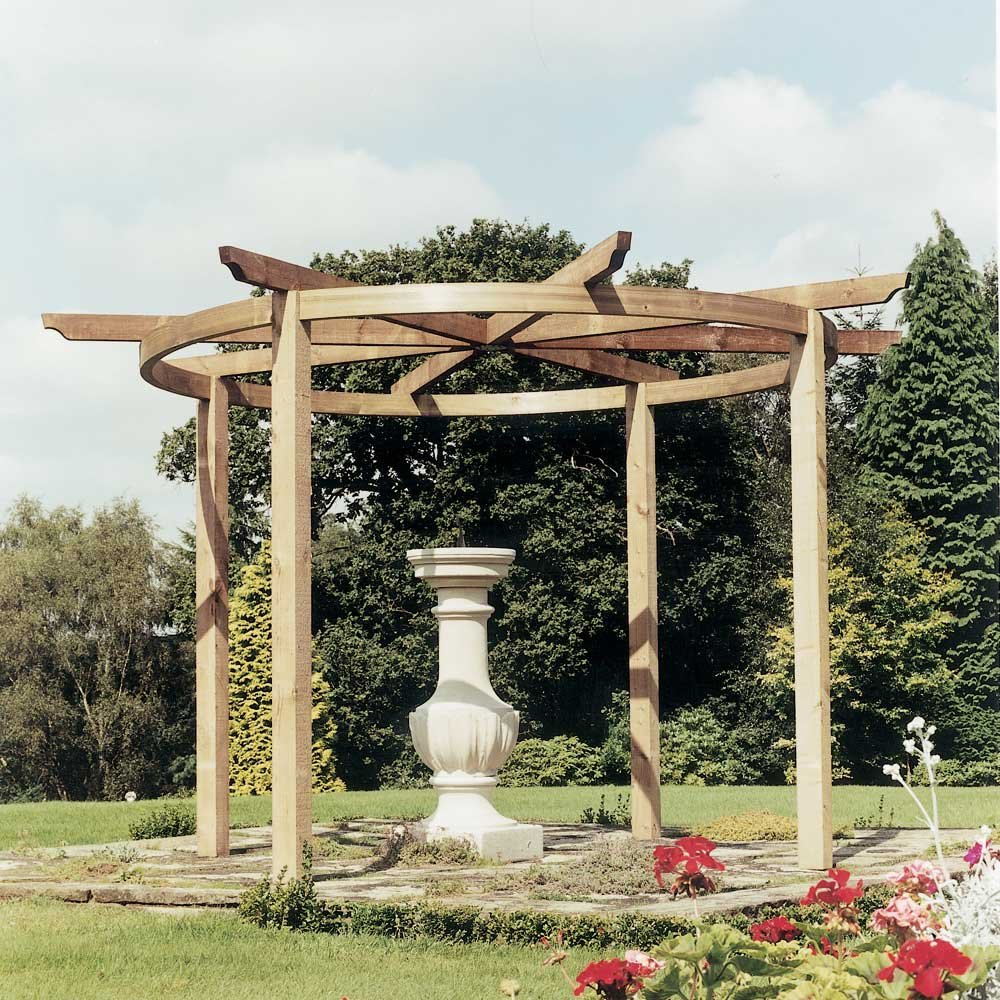 Top 20 Pergola Designs, Plus their Costs - DIY Home ...