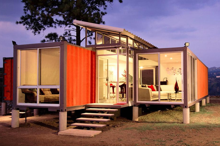 container guesthouse. beautiful ideas. Home Design Ideas