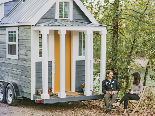 a home design building a tiny house cost or small house builder eyes Before we get started, letu0027s briefly mention the importance of getting a  building permit and or a site plan before you plant that tiny house or even  a ...