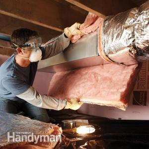 Insulating ducts