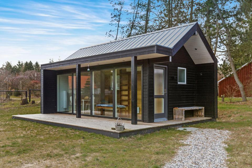 Small Scandinavian house Top 20 Tiny Home Designs and their Costs  Smart Green Living