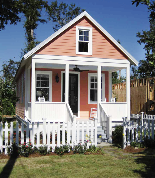 Top 20 tiny home designs and their costs smart green for Small house plans and designs