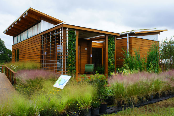 Top 15 energy efficient homes and eco friendly home design for Sustainable homes design