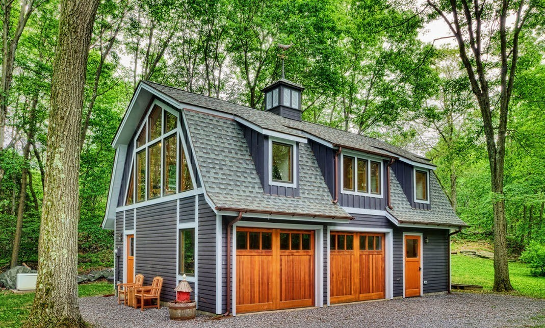 Top 15 garage designs and diy ideas plus their costs in for Garage styles pictures
