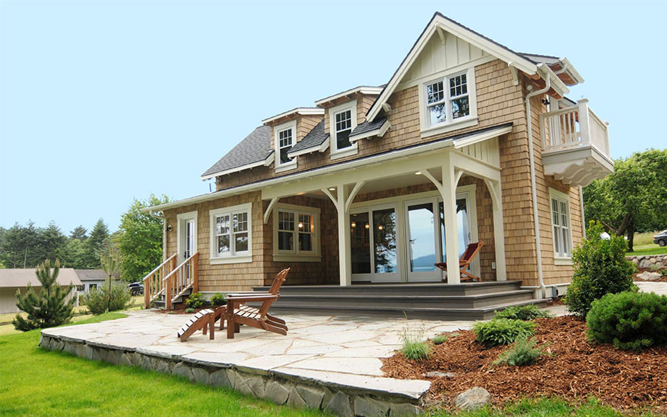 The Cottage Style House