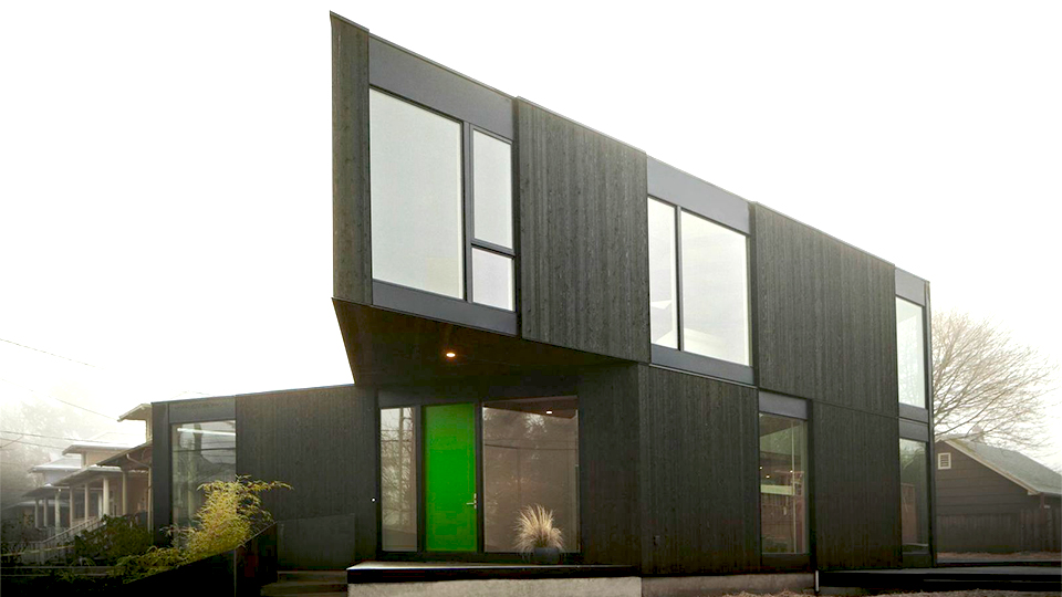 Top 15 prefab home designs and their costs modern home for Modular duplex prices