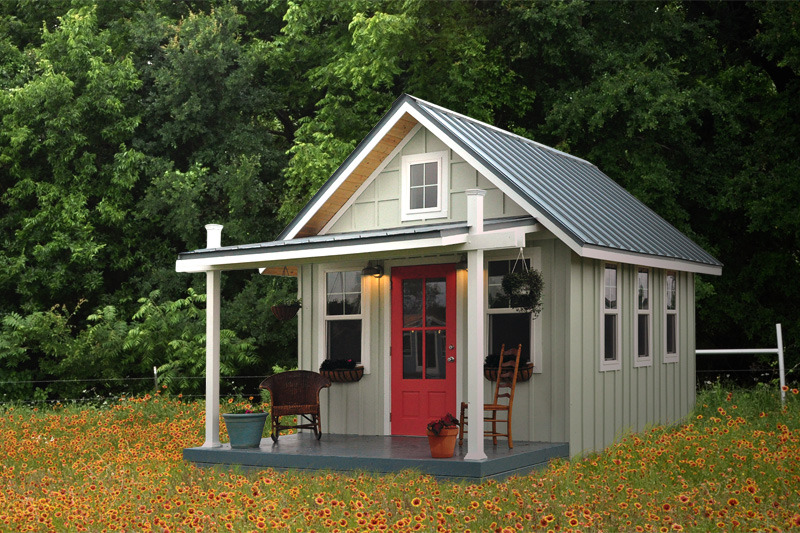 Small House Movement The Cost to Build a Tiny House in 2017 DIY