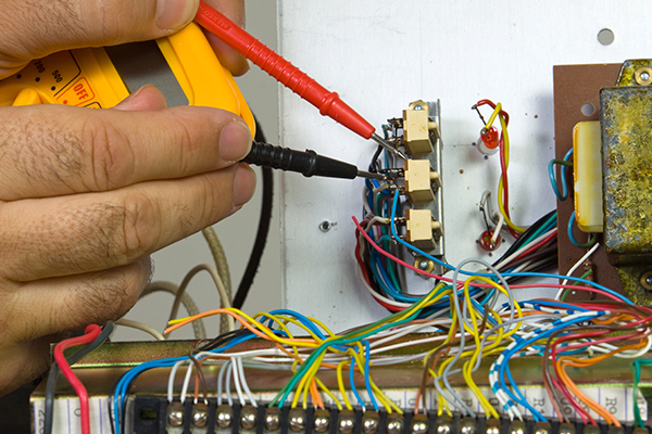 electrical rewiring