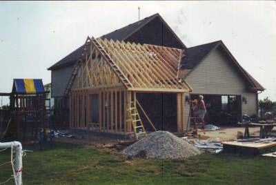 Top 9 exterior remodels that may require a site plan to for Garage addition cost