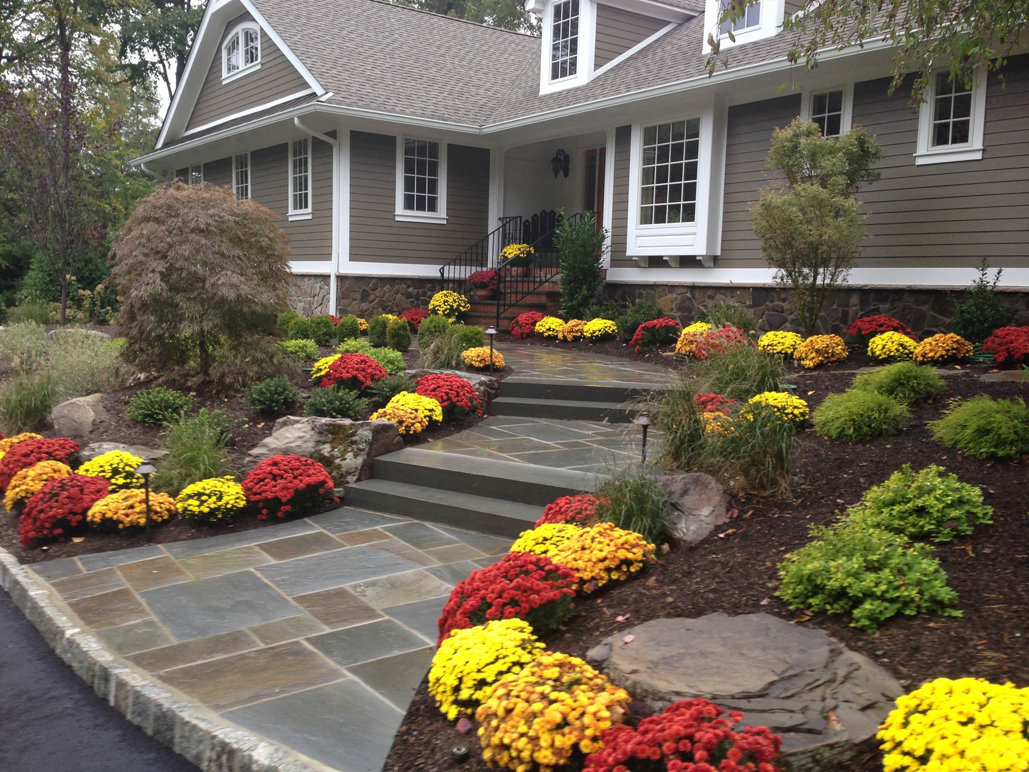 Top 20 residential landscape architecture projects for Residential landscaping