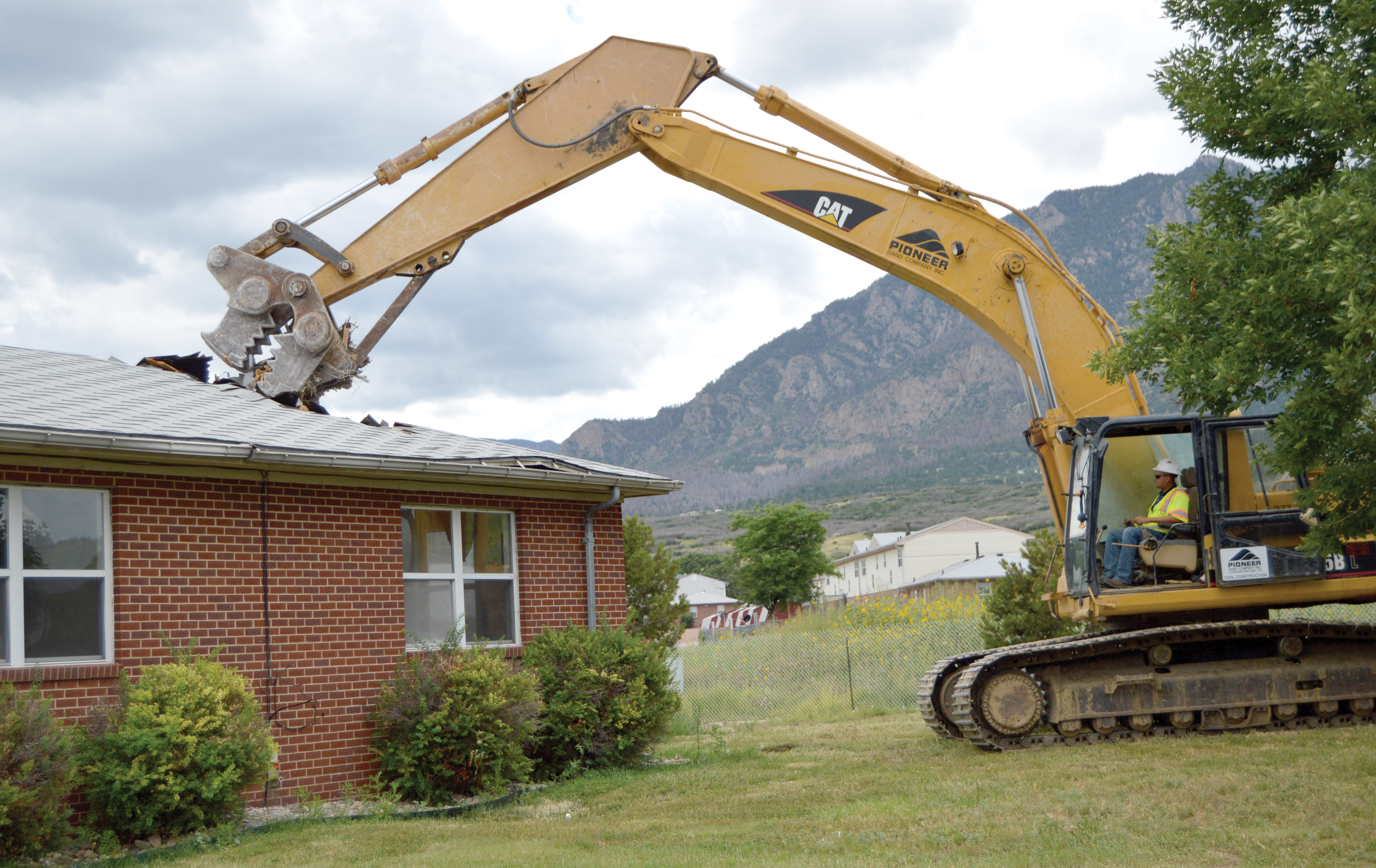 Shed Demolition Project : Demolition projects costs what to expect permitting