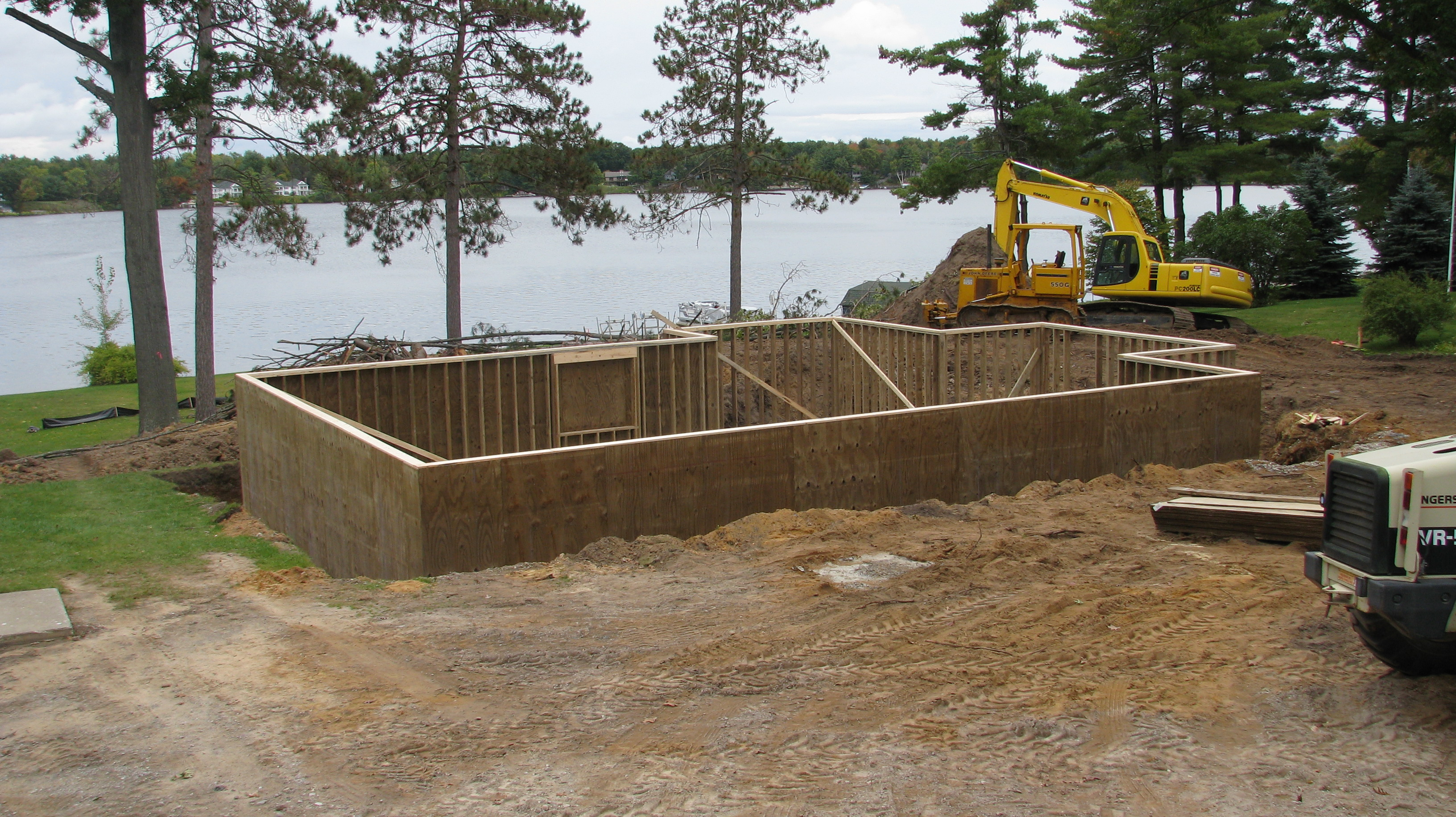 House foundation cost permitting and planning steps 24h for Cost to build pier and beam foundation